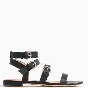 J. Crew Buckle Sandals